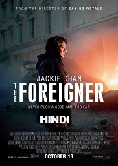 The Foreigner Hindi Dubbed
