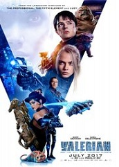 Valerian and the City of a Thousand Planets Hindi Dubbed
