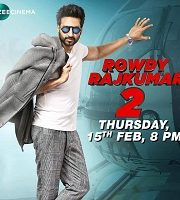 Rowdy Rajkumar 2 Hindi Dubbed