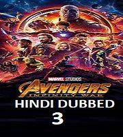 Avengers Infinity War Hindi Dubbed