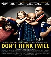 Don't Think Twice Hindi Dubbed