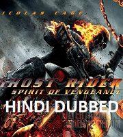 Ghost Rider: Spirit of Vengeance Hindi Dubbed