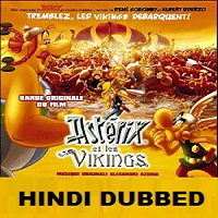 Asterix and the Vikings Hindi Dubbed