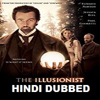 The Illusionist Hindi Dubbed