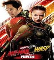 Ant-Man and the Wasp Hindi Dubbed