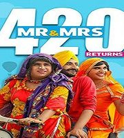 Mr & Mrs 420 Returns (2018)
