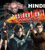 Resident Evil: Damnation Hindi Dubbed