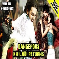 Dangerous Khiladi Returns Hindi Dubbed