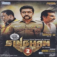 Singam 2 Hindi Dubbed