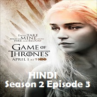 Game of Thrones Season 2 Episode 3 Hindi Dubbed