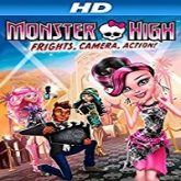 Monster High: Frights, Camera, Action Hindi Dubbed