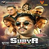 Surya The Brave Soldier Hindi Dubbed