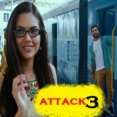 ATTACK 3 Hindi Dubbed