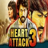 Heart Attack 3 (Lucky) Hindi Dubbed