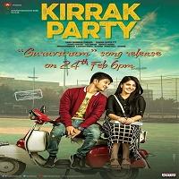 Kirrak Party Hindi Dubbed