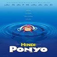 Ponyo Hindi Dubbed