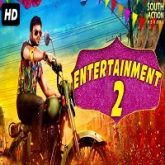 Entertainment 2 Hindi Dubbed