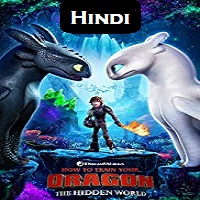 How to Train Your Dragon 3 Hindi Dubbed