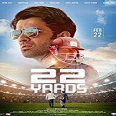 22 Yards (2019)