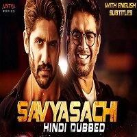 Savyasachi Hindi Dubbed