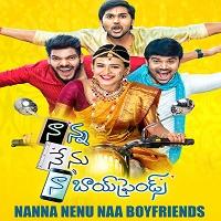 Dulha Wanted (Naanna Nenu Naa Boyfriends) Hindi Dubbed