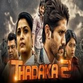 Thadaka 2 (Shailaja Reddy Alludu) Hindi Dubbed