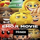 The Emoji Movie Hindi Dubbed