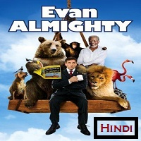 Evan Almighty Hindi Dubbed