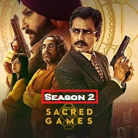 Sacred Games (2019) Hindi Season 2