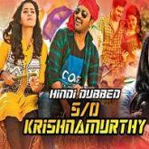 S/O Krishnamurthy (Sathamanam Bhavati) Hindi Dubbed