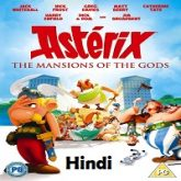 Asterix The Mansions of the Gods Hindi Dubbed
