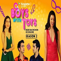 Boys With Toys (2019) Hindi Season 2