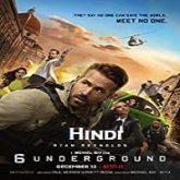 6 Underground Hindi Dubbed