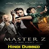 Master Z: Ip Man Legacy Hindi Dubbed