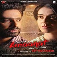Amaanat (2019)