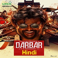 Darbar Hindi Dubbed