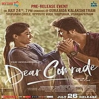 Dear Comrade Hindi Dubbed