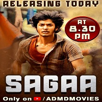 Sagaa Hindi Dubbed