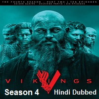 Vikings (2017) Hindi Dubbed Season 4