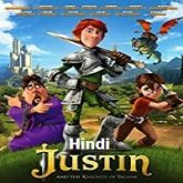 Justin and the Knights of Valour Hindi Dubbed
