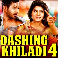 Dashing Khiladi 4 Hindi Dubbed