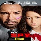 My Spy 2020 Hindi Dubbed