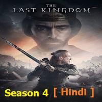 The Last Kingdom (2020) Hindi Dubbed Season 4
