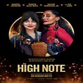 The High Note Hindi Dubbed