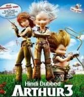 Arthur 3 Hindi Dubbed