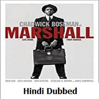 Marshall 2017 Hindi Dubbed