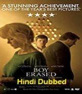 Boy Erased Hindi Dubbed