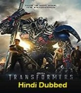 Transformers: Age of Extinction Hindi Dubbed