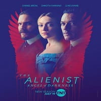 The Alienist (2020) Hindi Dubbed Season 2