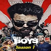 The Boys (2019) Hindi Dubbed Season 1